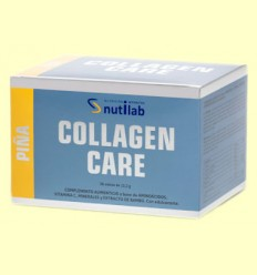 Collagen Care Piña - Nutilab - 46 sobres