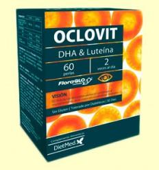 Oclovit - DHA y Luteína - DietMed - 60 cápsulas