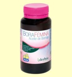 BoraFémina - Aceite de Borraja - Derbòs - 100 perlas
