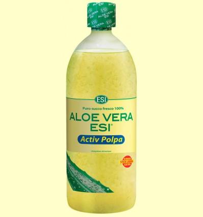 Zumo de Aloe Vera Pulpa Activa - Laboratorios ESI - 1 litro *