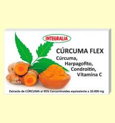Cúrcuma Flex - Integralia - 20 viales