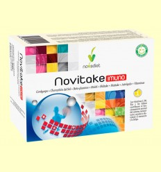 Novitake Imuno - Sistema Inmunitario - Novadiet - 20 viales