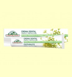 Crema Dental Mirra + Própolis - Corpore Sano - 75 ml
