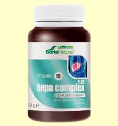 Hepa Complex - Depurativo Hepático - MGdose - 60 comprimidos