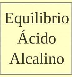 Equilibrio Ácido-Alcalino - Artículo informativo