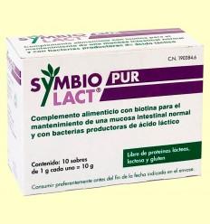 SymbioLact Pur - Sistema Digestivo - Laboratorio Cobas - 10 sobres