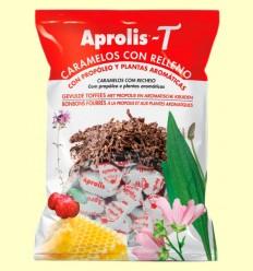 Caramelos Aprolis T - Propóleo y Plantas Aromáticas - Intersa - 100 gramos