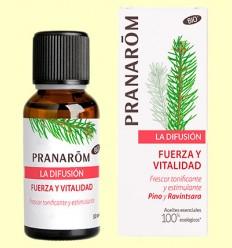 Fuerza y Vitalidad - Difusion - Pranarom - 30 ml
