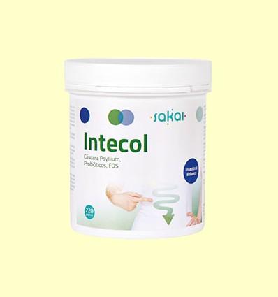 Intecol - Cáscara de Psyllium - Sakai - 220 gramos