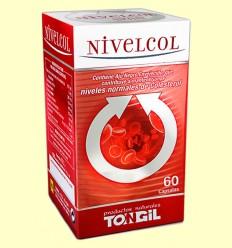 Nivelcol - Colesterol - Tongil - 60 cápsulas