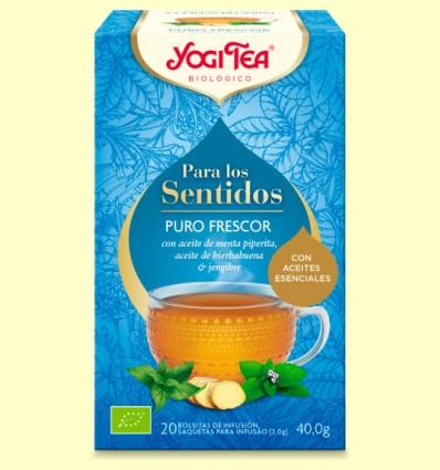 Puro Frescor - Yogi Tea - 20 bolsitas de infusión