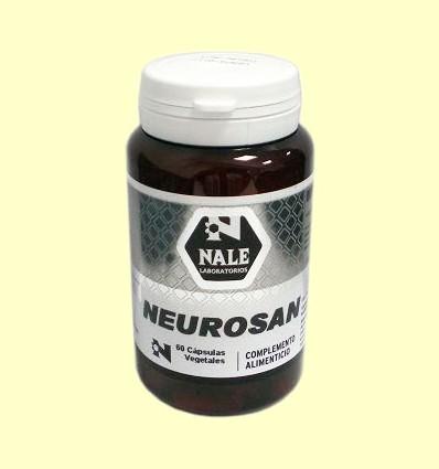 Neurosan - Memoria - Laboratorios Nale - 60 cápsulas