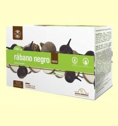 Rábano Negro Forte Ampollas - Naturmil - 20 ampollas