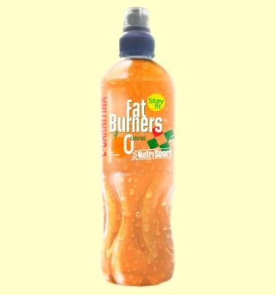 Fat Burners - Bebida Naranja - NutriSport - 500 ml *