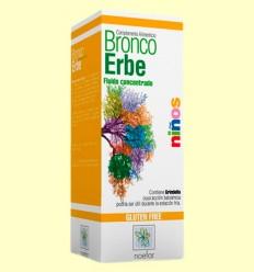BroncoErbe Fluido Concentrado Niños - Noefar - 200 ml
