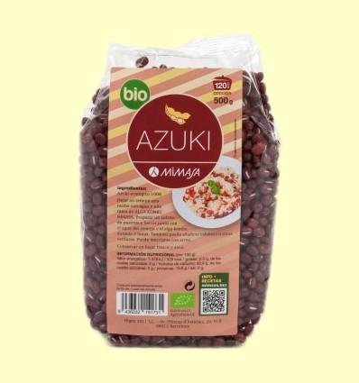 Azuki Ecológica - Mimasa - 500 gramos