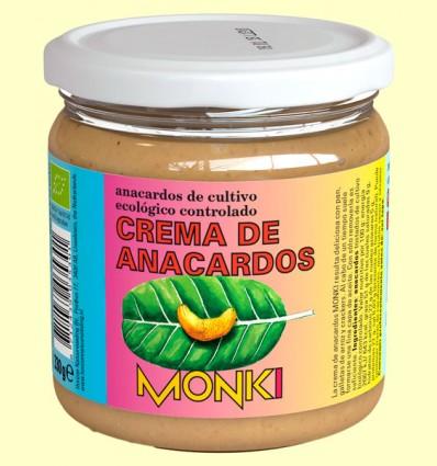 Crema de Anacardos Bio - Monki - 330 gramos