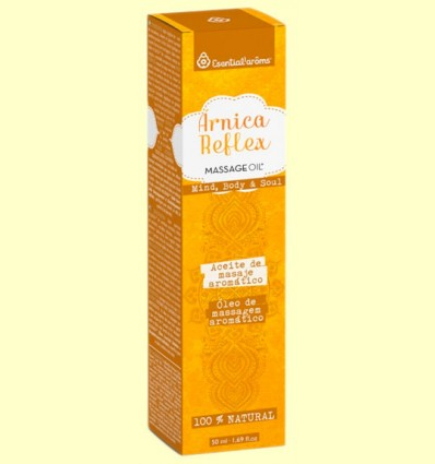 Aceite de Masaje Reflex - Esential'arôms - 50 ml