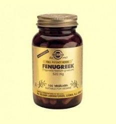 Fenogreco Máxima potencia - Solgar - 100 cap *