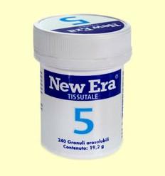 Sal de Schüssler Nº5 - Fosfato de Potasio - New Era - 240 comprimidos