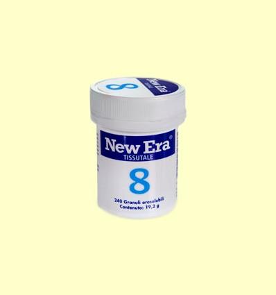Sal de Schüssler Nº8 Cloruro de Sodio - New Era - 240 comprimidos