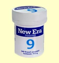 Sal de Schüssler Nº9 Fosfato de Sodio - New Era - 240 comprimidos