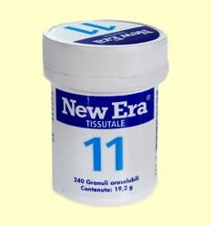 Sal de Schüssler Nº11 Dioxido de Silicio - New Era - 240 comprimidos
