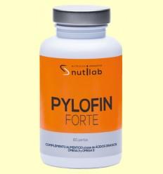 Pylofin Forte - Nutilab - 60 cápsulas *