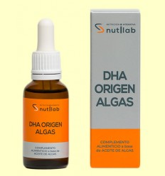 DHA Origen ALGAS - Nutilab - 30 ml