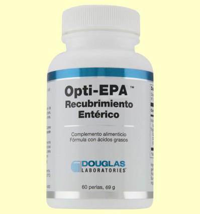 Opti-Epa Recubrimiento Enterico - Laboratorios Douglas - 60 perlas