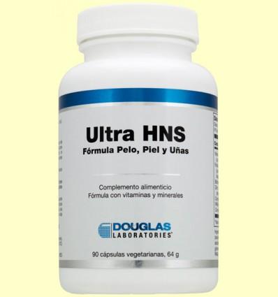 Ultra HNS - Pelo, Piel y Uñas - Laboratorios Douglas - 90 cápsulas