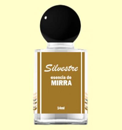 Esencia de perfume de Mirra - Jahisil -14 ml