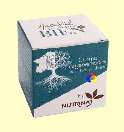 Crema Regeneradora de Tepezcohuite - Nutrinat - 50 ml