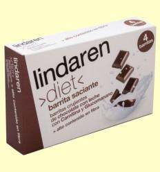 Barritas Saciantes Carnitina Glucomanano - Lindaren diet - 4 barritas