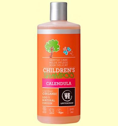 Champú Delicado para Niños Bio - Urtekram - 500 ml