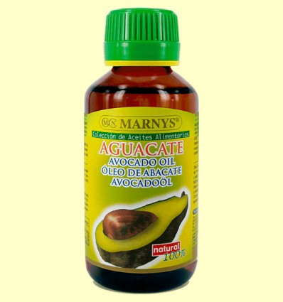 Aceite de Aguacate - Marnys - 125 ml