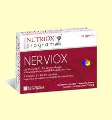 Nerviox Nutriox Program - Ynsadiet - 30 cápsulas