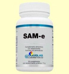 SAM-e 200 mg - SAME - Laboratorios Douglas - 30 comprimidos
