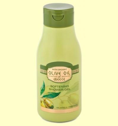 Gel de Ducha Suavizante - Olive Oil of Greece - Biofresh - 300 ml