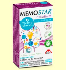 Memostar Infinite - Intersa - 60 cápsulas