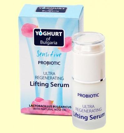 Lifting Serum - Suero Probiótico Ultra Regenerador - Yogur de Bulgaria - 35 ml