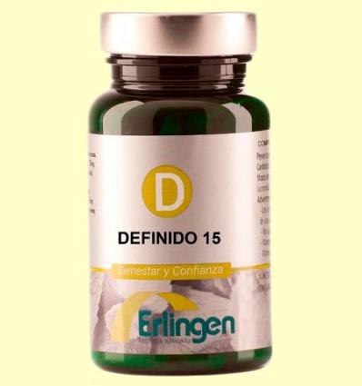 Definido 15 - Erlingen - 60 comprimidos