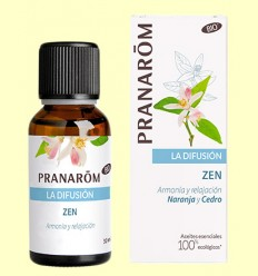 Zen Bio - Difusión - Pranarom - 30 ml
