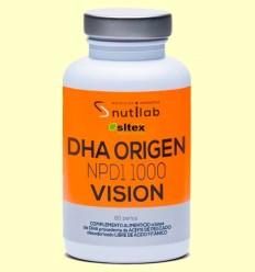 DHA Origen NPD1 1000 Vision - Nutilab - 60 perlas
