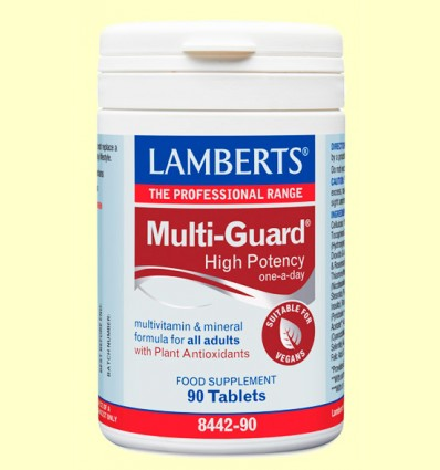 Multi-Guard - Lamberts - 90 tabletas