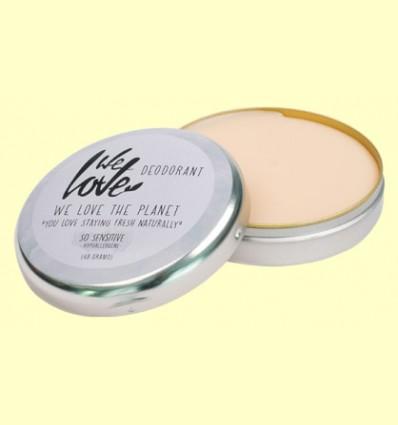 Desodorante en Crema So Sensitive Bio - We Love The Planet - 48 gramos