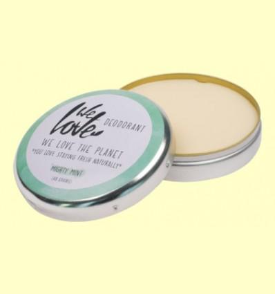 Desodorante en Crema Menta Romero Bio - We Love The Planet - 48 gramos
