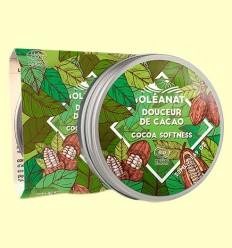 Crema Facial Suave al Cacao y Karité Bio - Oléanat - 50 ml