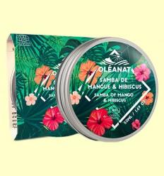 Mousse de Mango Hibiscus Antiox Antiage Bio - Oléanat - 50 ml