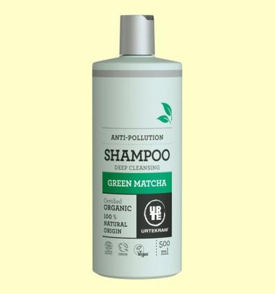 Champú Matcha Bio - Urtekram - 500 ml